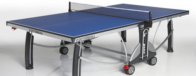 cornilleau sport 500 indoor la table de ping pong au top. Black Bedroom Furniture Sets. Home Design Ideas